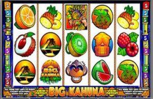 Big Kahuna Online Slot Full Of Thrills