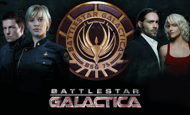 Experience The Thrills Of Battlestar Galactica Video Slots
