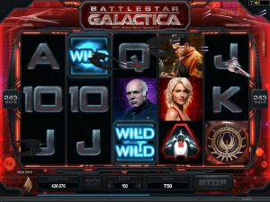 Experience The Thrills Of Battlestar Galactica