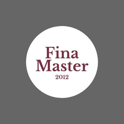 Fina Master 2012