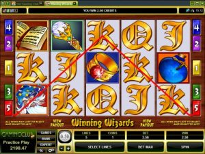 Play online winning wizards